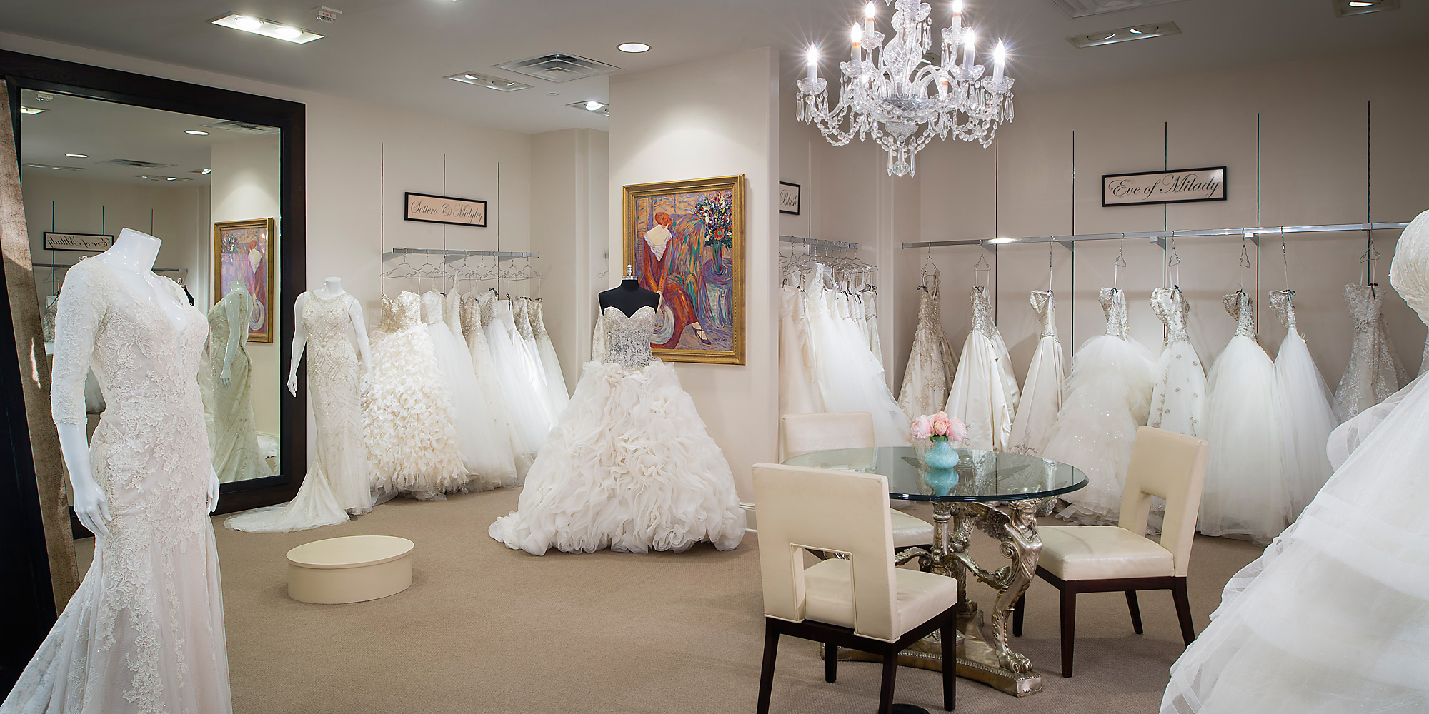 dallas wedding dresses | stardust celebrations