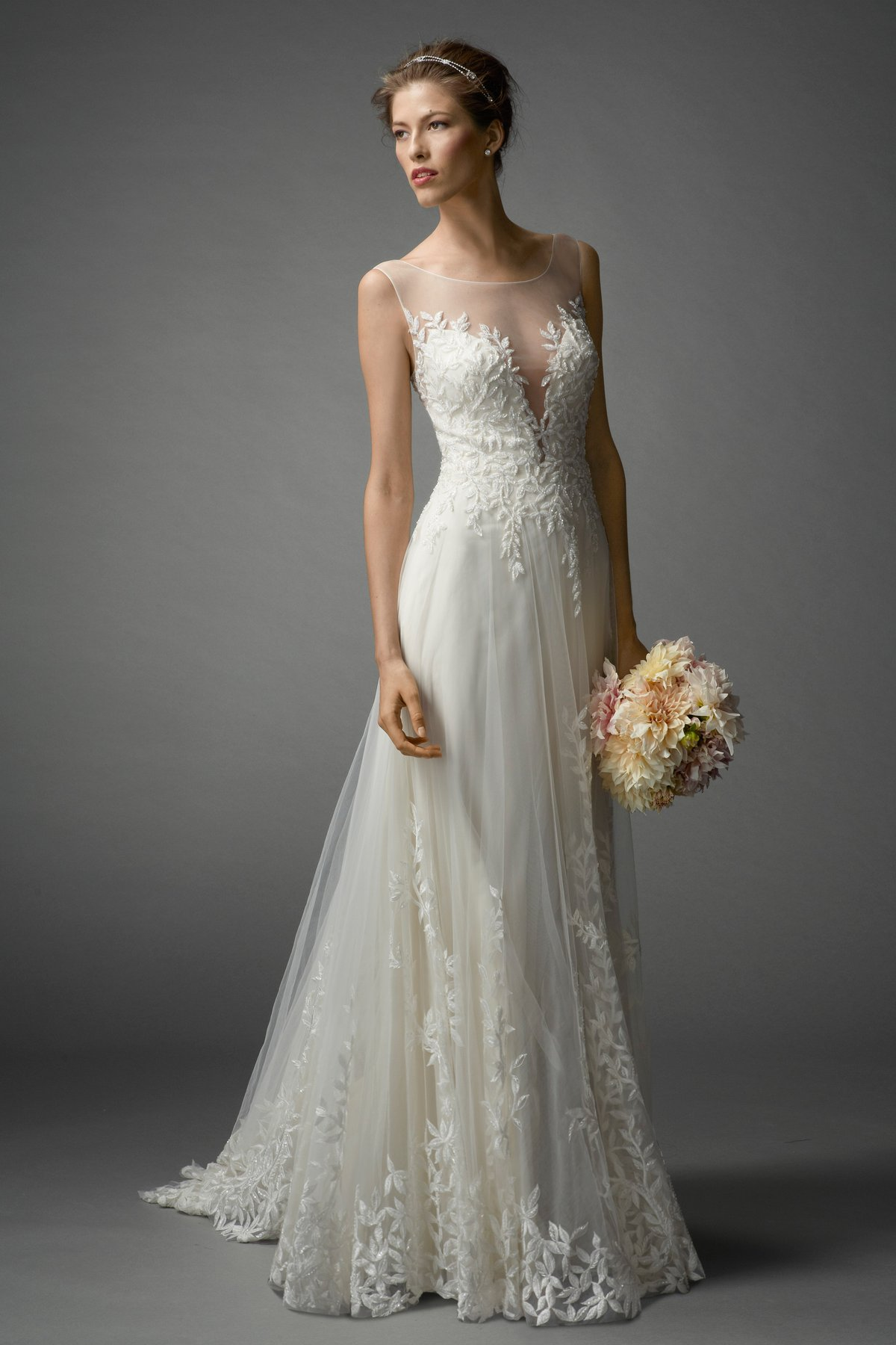 Best wedding dresses dallas stardust celebrations for Custom made wedding dresses dallas