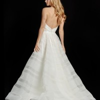 HPLillyBridal Gown by Hayley Paige Back