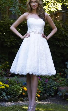 RBJESSE Bridal Gown by Robert Bullock Front
