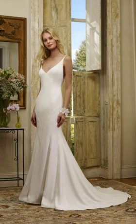RBCadence Bridal Gown by Robert Bullock Front