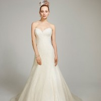 MCAdaline Bridal Gown by Matthew Christopher Front