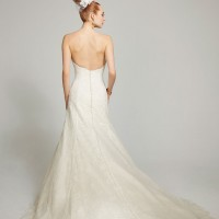 MCAdaline Bridal Gown by Matthew Christopher Back