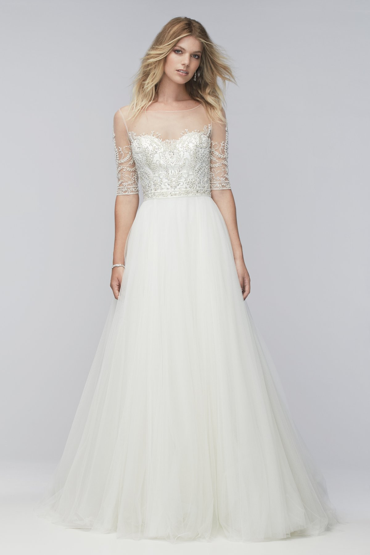 W2NELLY Bridal Gown byWTOO Front
