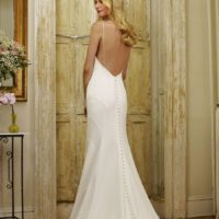 RBCadence Bridal Gown by Robert Bullock Back