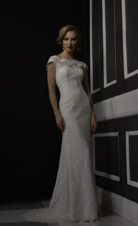 Robert Bullock Bridal gown available at Dallas bridal store, StarDust Celebrations