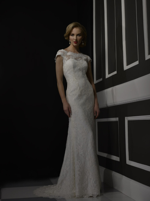 RBEMILY Bridal Gown by Robert Bullock Front