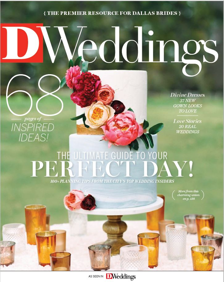 D Weddings Fall 2016 Cover
