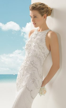 Soft by Rosa Clara wedding gown available at Dallas bridal boutique, StarDust Celebrations