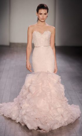 LZ3612 Bridal Gown by Lazaro Front