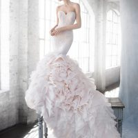LZ3612 Bridal Gown byLazaro Front