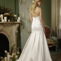 RBRita Bridal Gown by Robert Bullock Bride Back