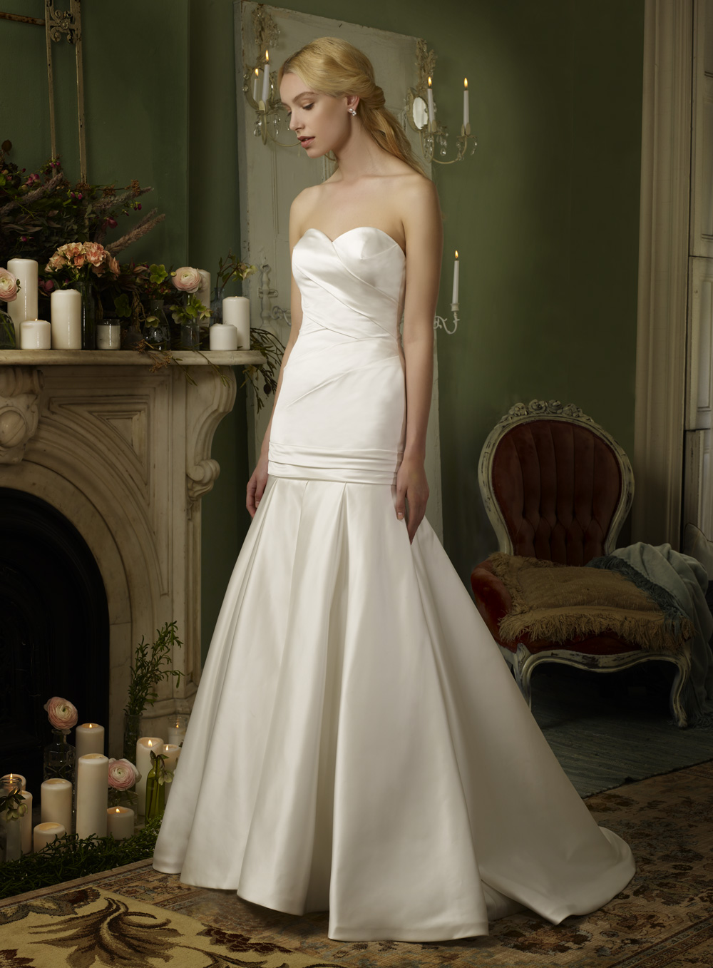 RBRita Bridal Gown by Robert Bullock Bride Front