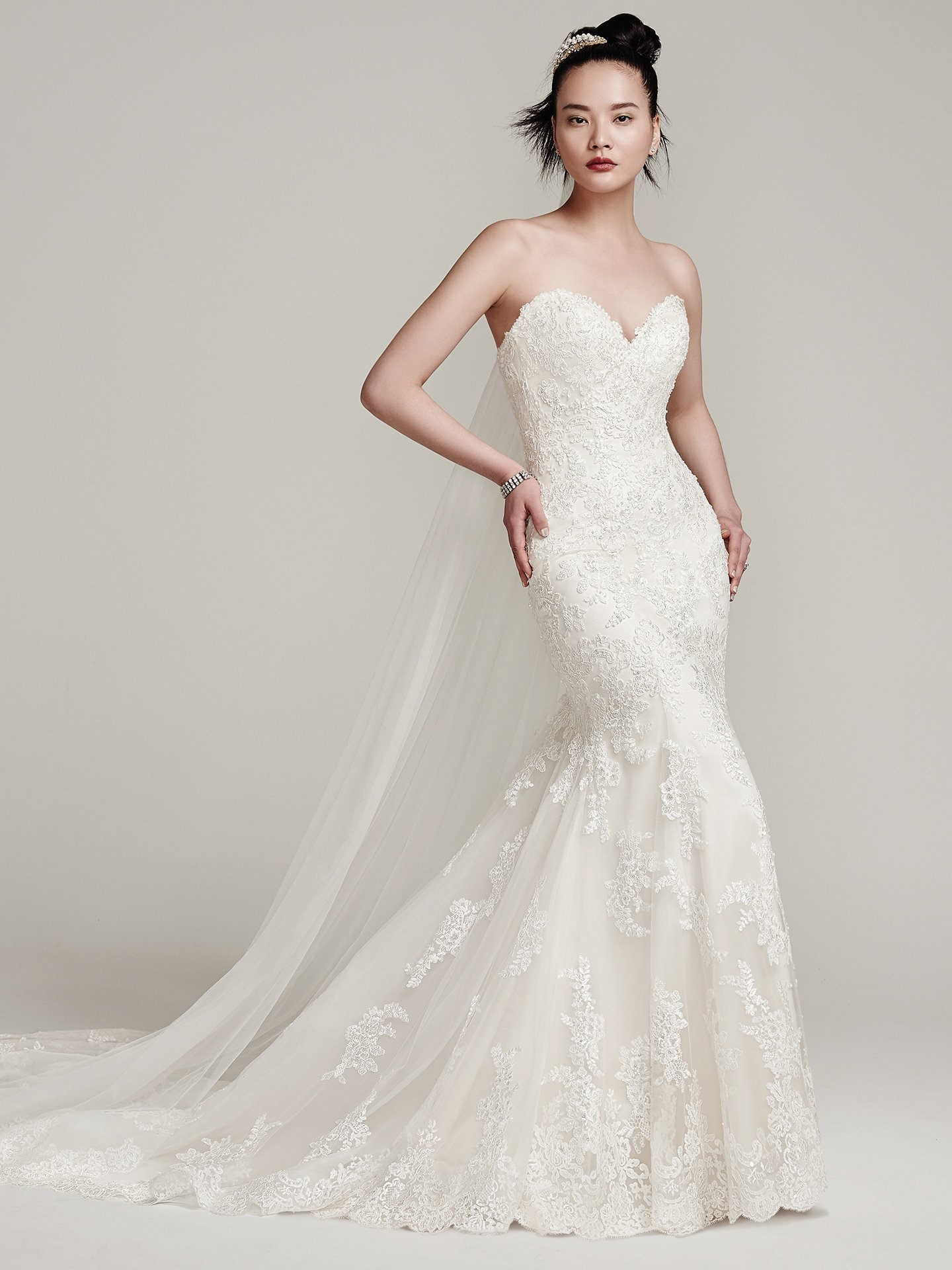 SMIreland Bridal Gown by Sottero & Midgley Front