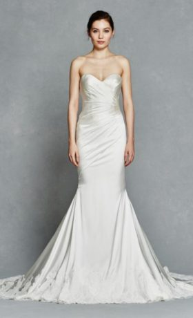 KFInez Bridal Gown by Kelly Faetanini Front