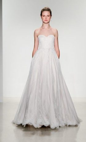 KFJewel Bridal Gown byKelly Faetanini Front