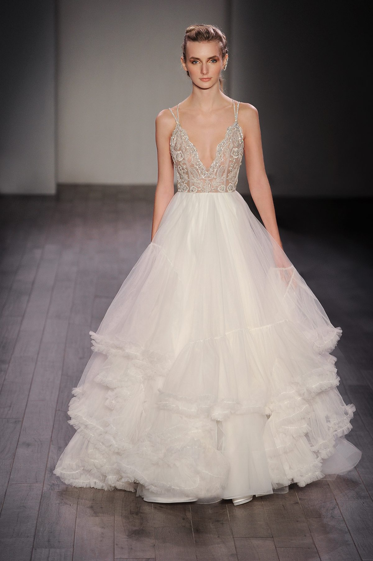 HPGeorgie Bridal Gown byHayley Paige Front