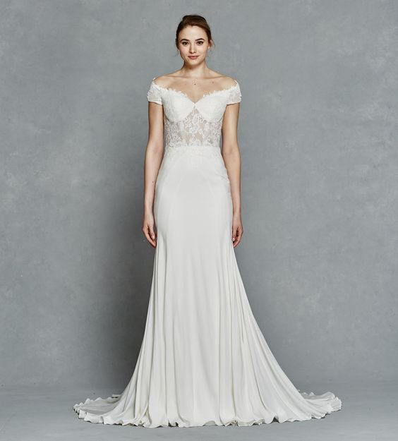 KFAntoinette Bridal Gown by Kelly Faetanini Front