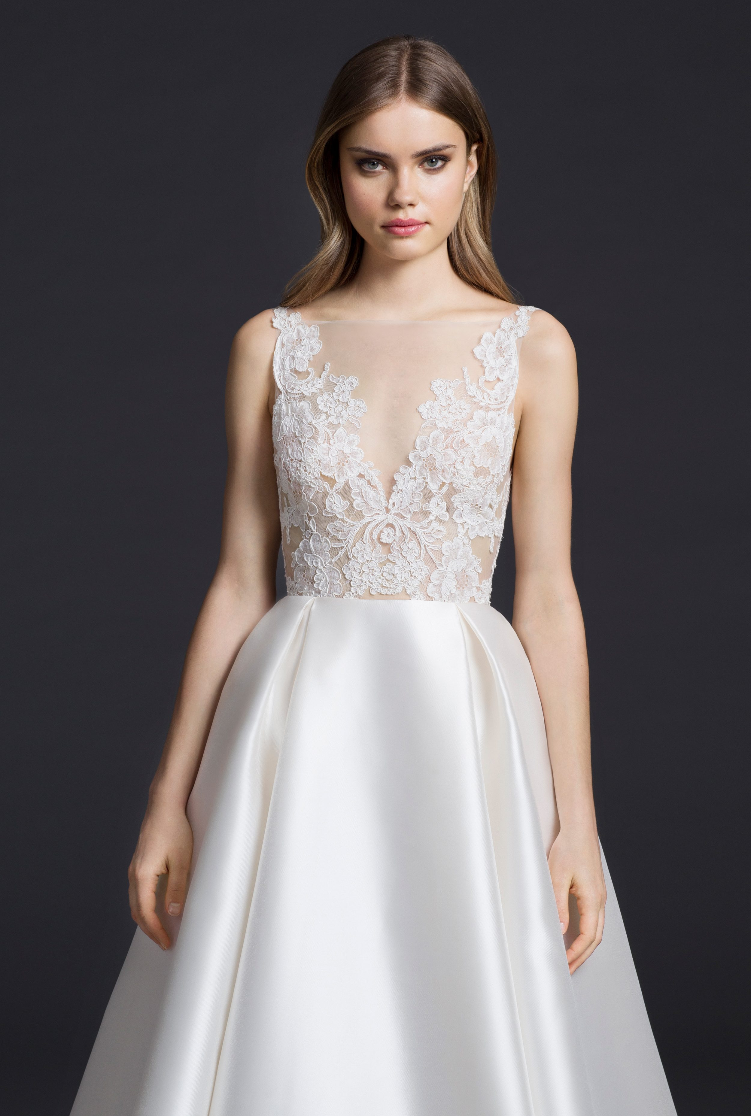 New Wedding Gowns From Lazaro Arrive At StarDust