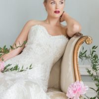 AJMarsha Bridal Gown by Augusta Jones Front