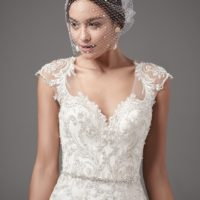 SMNICOLETTEBridal Gown bySottero & Midgley Upper Front