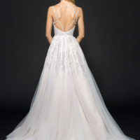 HPMARNI Bridal Gown by Hayley Paige Back