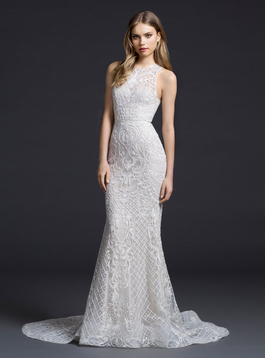 LZ3651 Bridal Gown by Lazaro Front