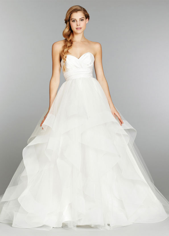 HPLondynBridal Gown byHayley Paige Front