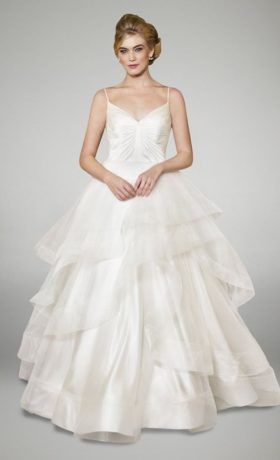 MCARABELLABridal Gown byMatthew Christopher Front