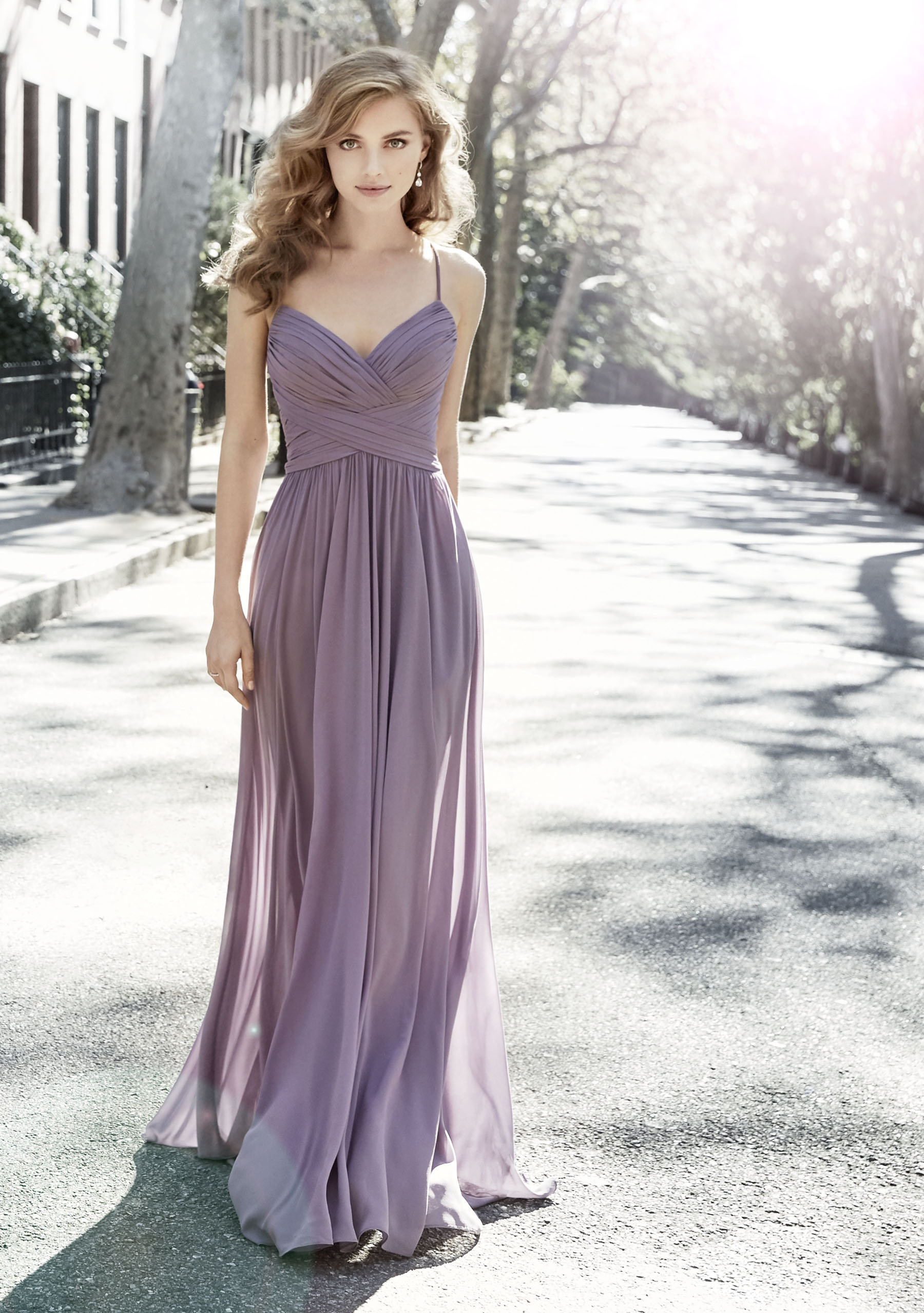 Hayley Paige Occasions Bridesmaids Trunk Show Stardust