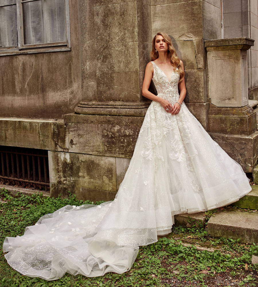 Dallas bridal gowns stardust celebrations for Vintage wedding dresses dallas