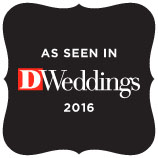 Featured in D Weddings