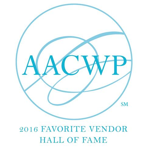 AACWP Hall of Fame Vendor 2016